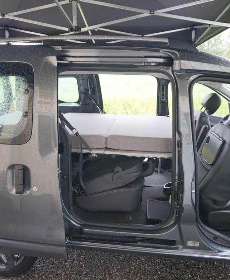 Dacia Dokker One Camper Set 8 Qubiq Camping Module Micro Camper Camping Box Camper