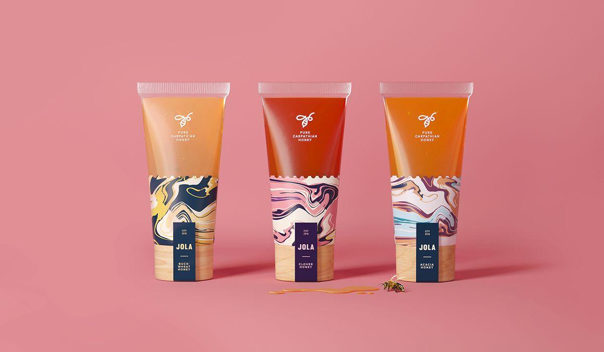 Alimentos Porno Tube we love this mesmerizing honey packaging   化粧品 パッケージ