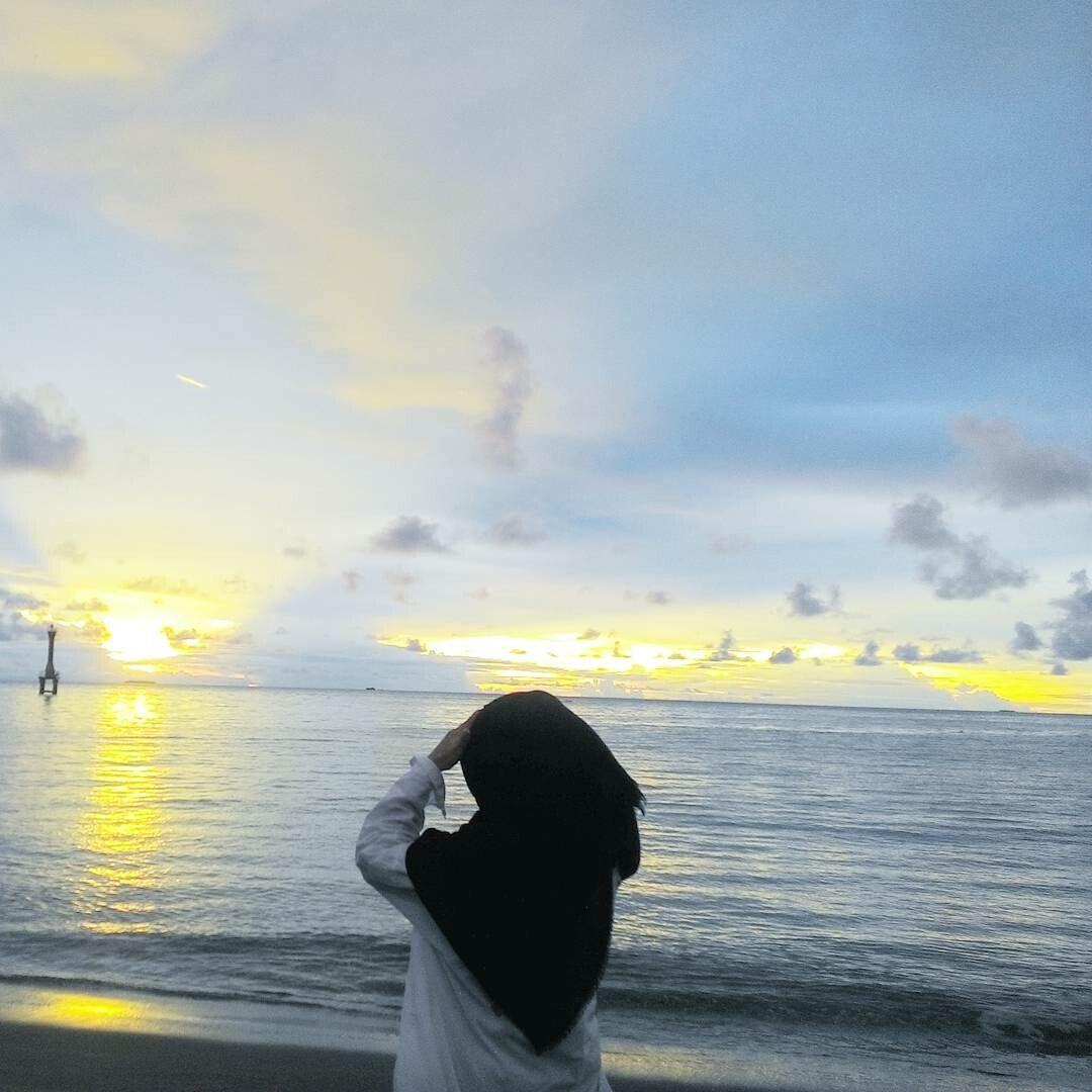 Sunset Fotografi Fotografi Alam Pemandangan