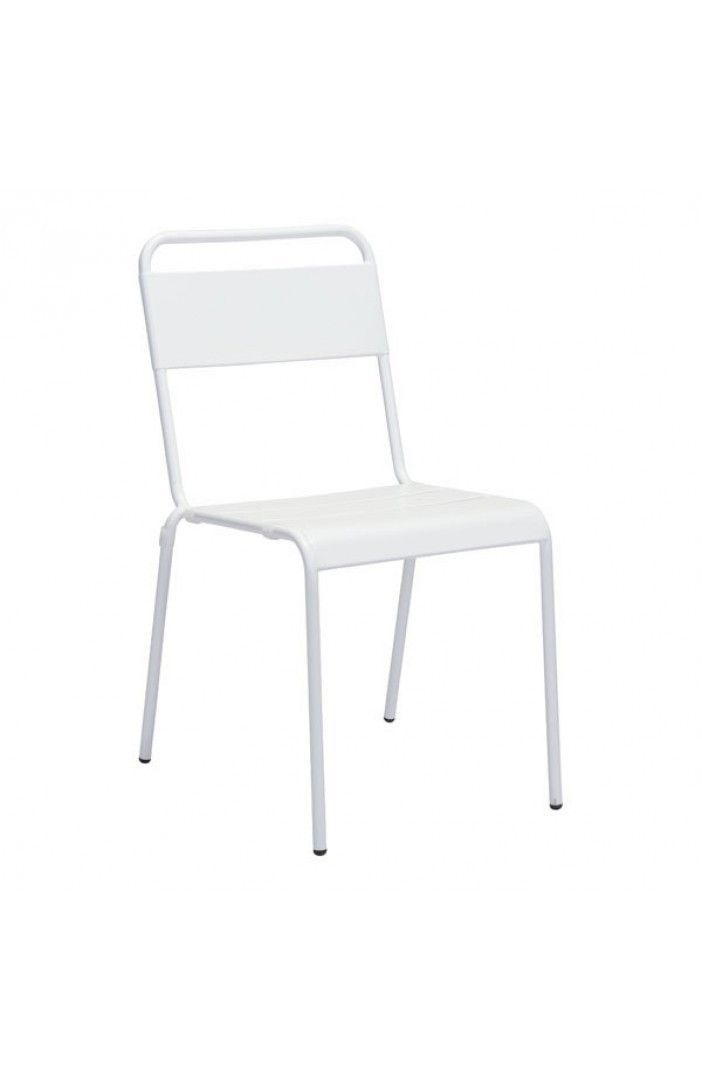 White Outside Chairs Chair With Adjustable Legs Zuo Oh Dining Products Pinterest