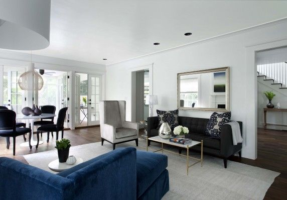A House Renovated By Architect Tim Cuppett And Decorated Jennifer Tuthill Johnston On