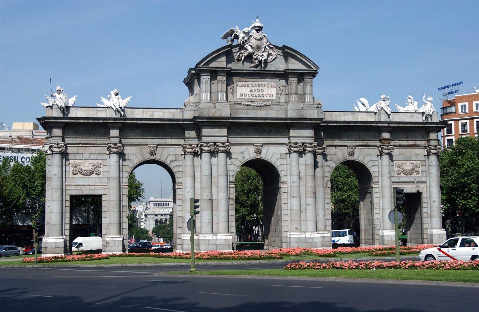 plaza de cibeles royal palace royal palace gardens plaza major