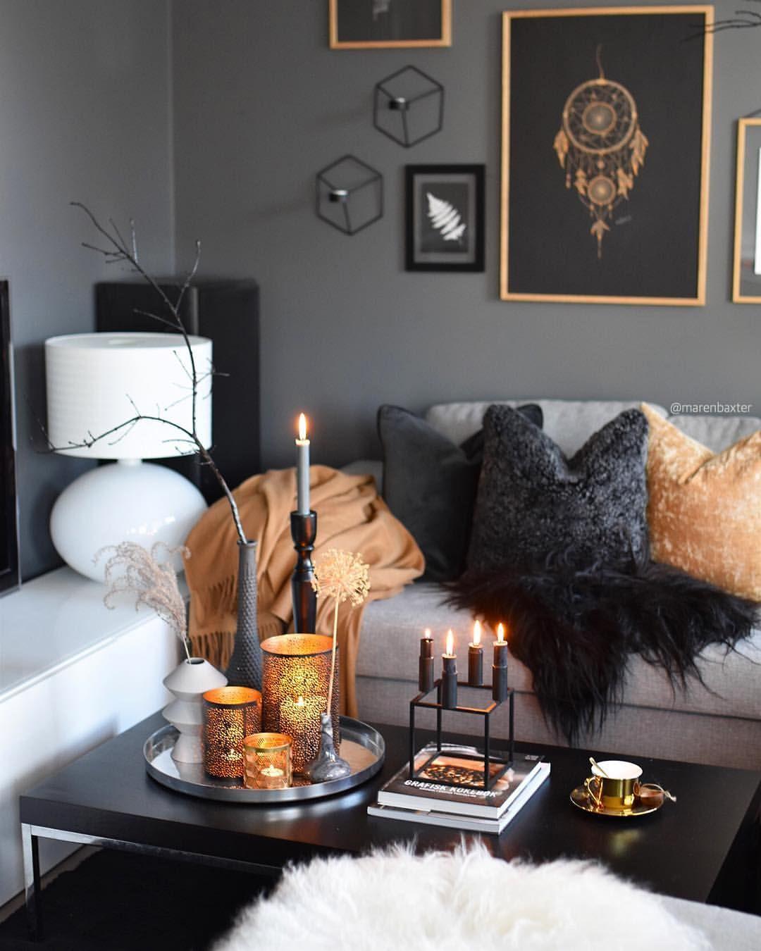 868 Gilla Markeringar 25 Kommentarer Maren Baxter Marenbaxter Pa Instagram Good Morn Living Room Decor On A Budget Living Room Decor Cozy Living Decor
