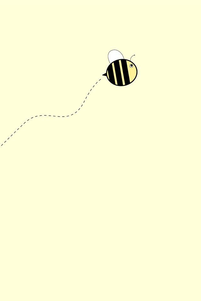 Bee bee Ipad mini wallpaper, Wallpaper iphone cute