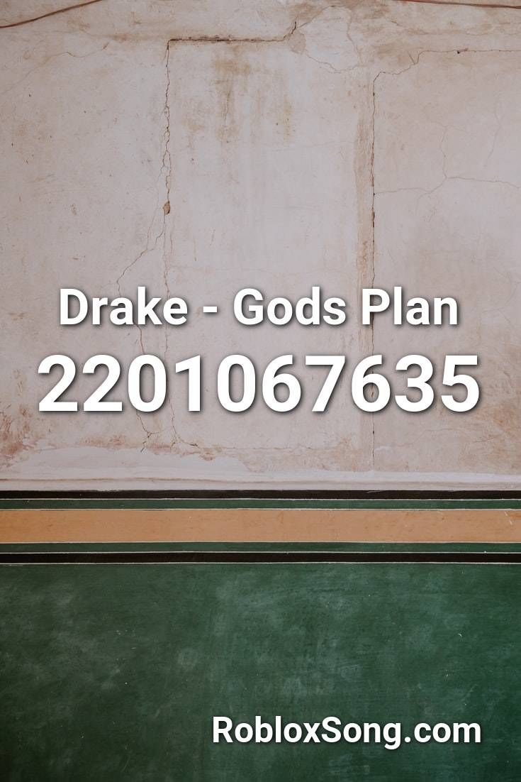 Drake Gods Plan Roblox Id Roblox Music Codes In 2020 How To