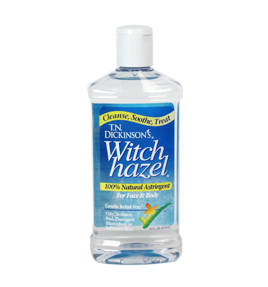 Dickinson's Witch Hazel All Natural Astringent 16 oz