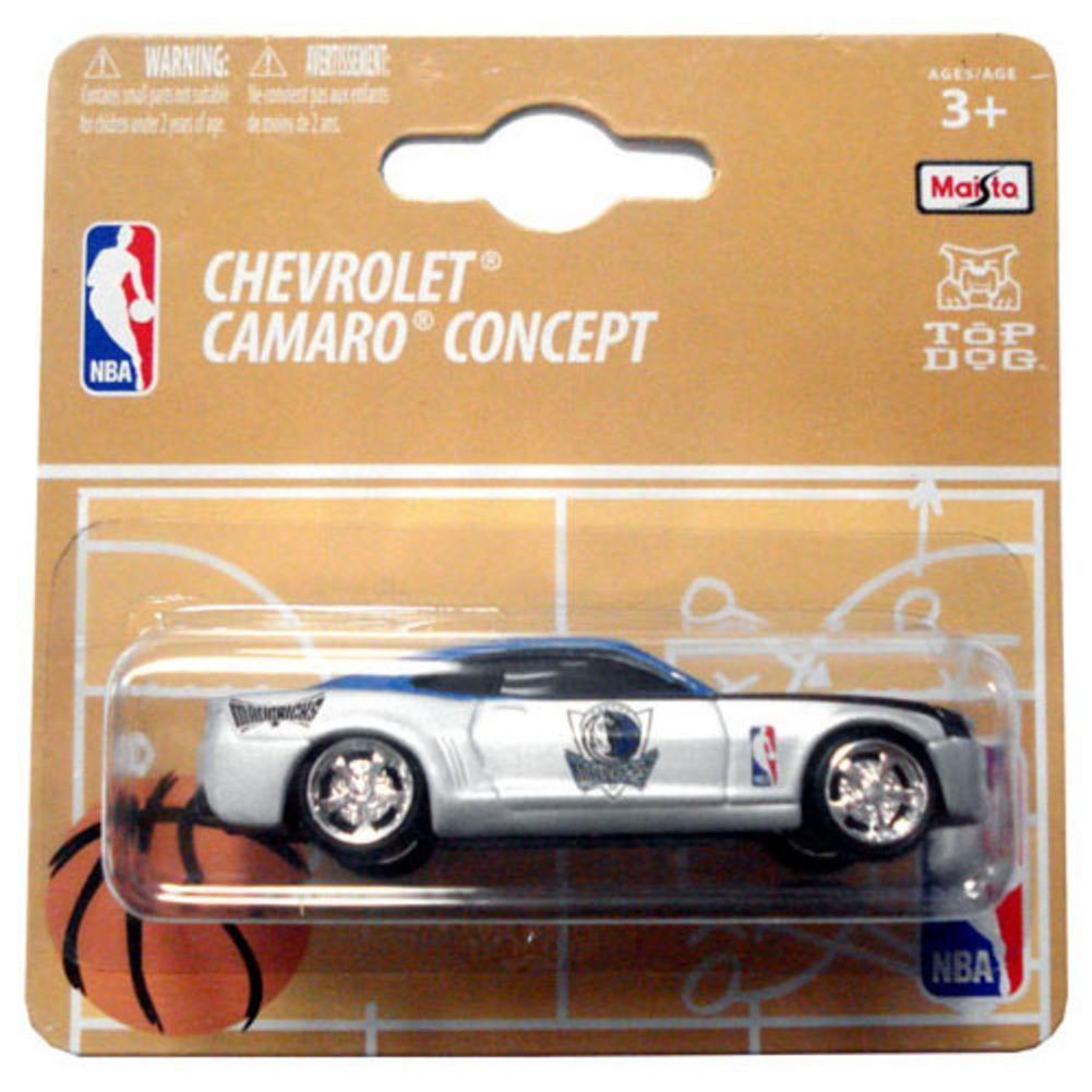 Chevy Camaro 1:64 Style - Dallas Mavericks