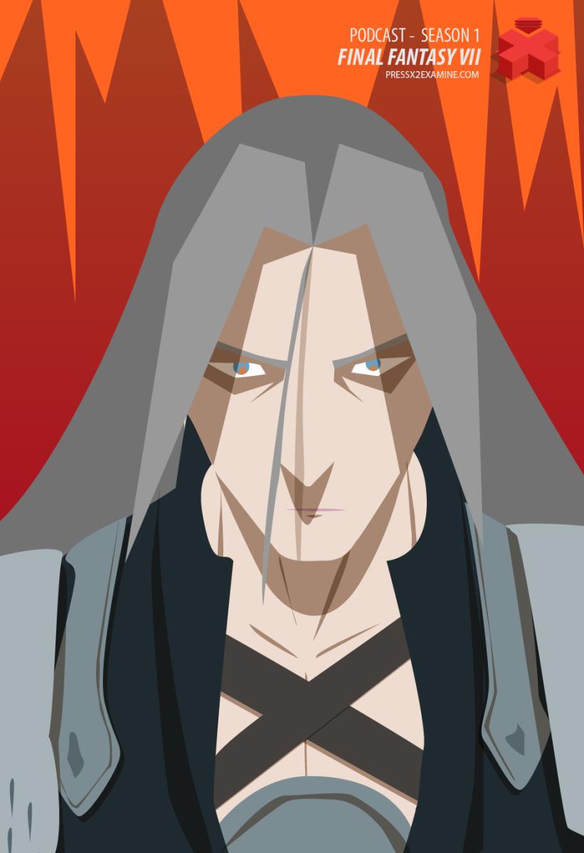 SEASON 1 EPISODE 4 Sephiroth Loses his ^&ing Mind