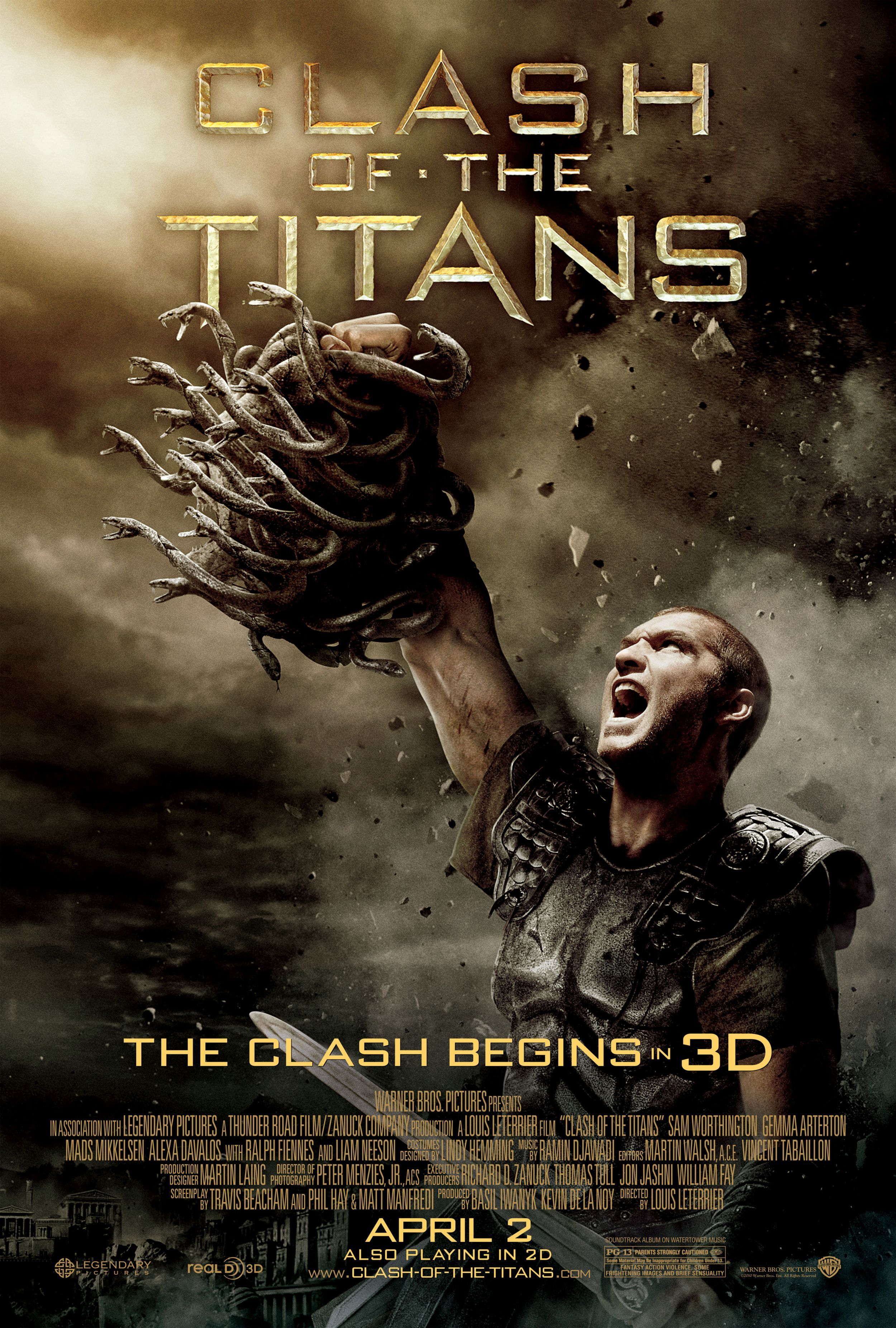 Perseo Furia De Titanes Clash Of The Titans Full Movies Online Free Free Movies Online
