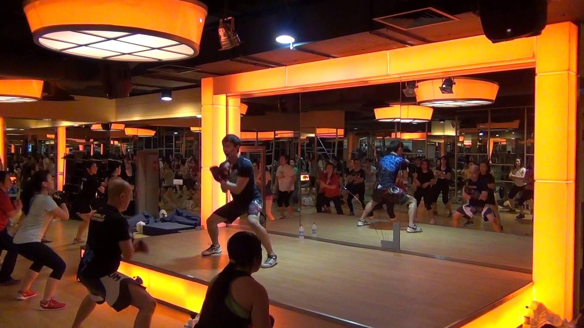 Body Combat Cardio with VJ (1) - YouTube