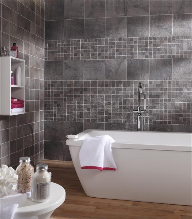 J 39 aime cette grande baignoire carrelage salle de bain - Recouvrir carrelage mural salle de bain ...