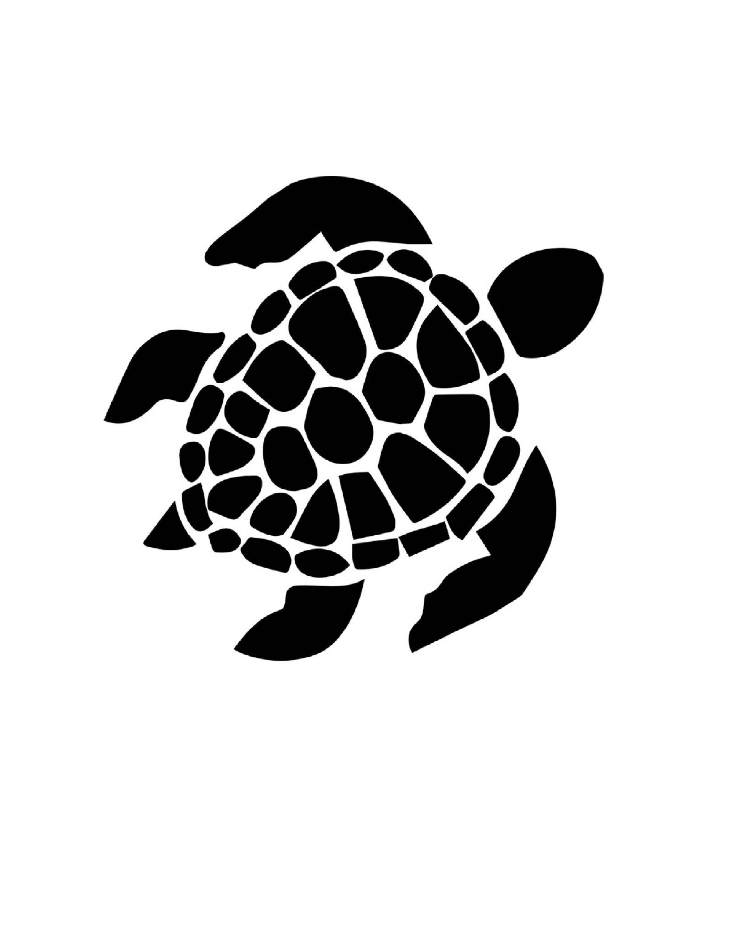 Wall Sea Turtle Instant Download Jpg Png Printable Art Etsy Turtle Wall Decals Turtle Silhouette Sea Turtle Decal