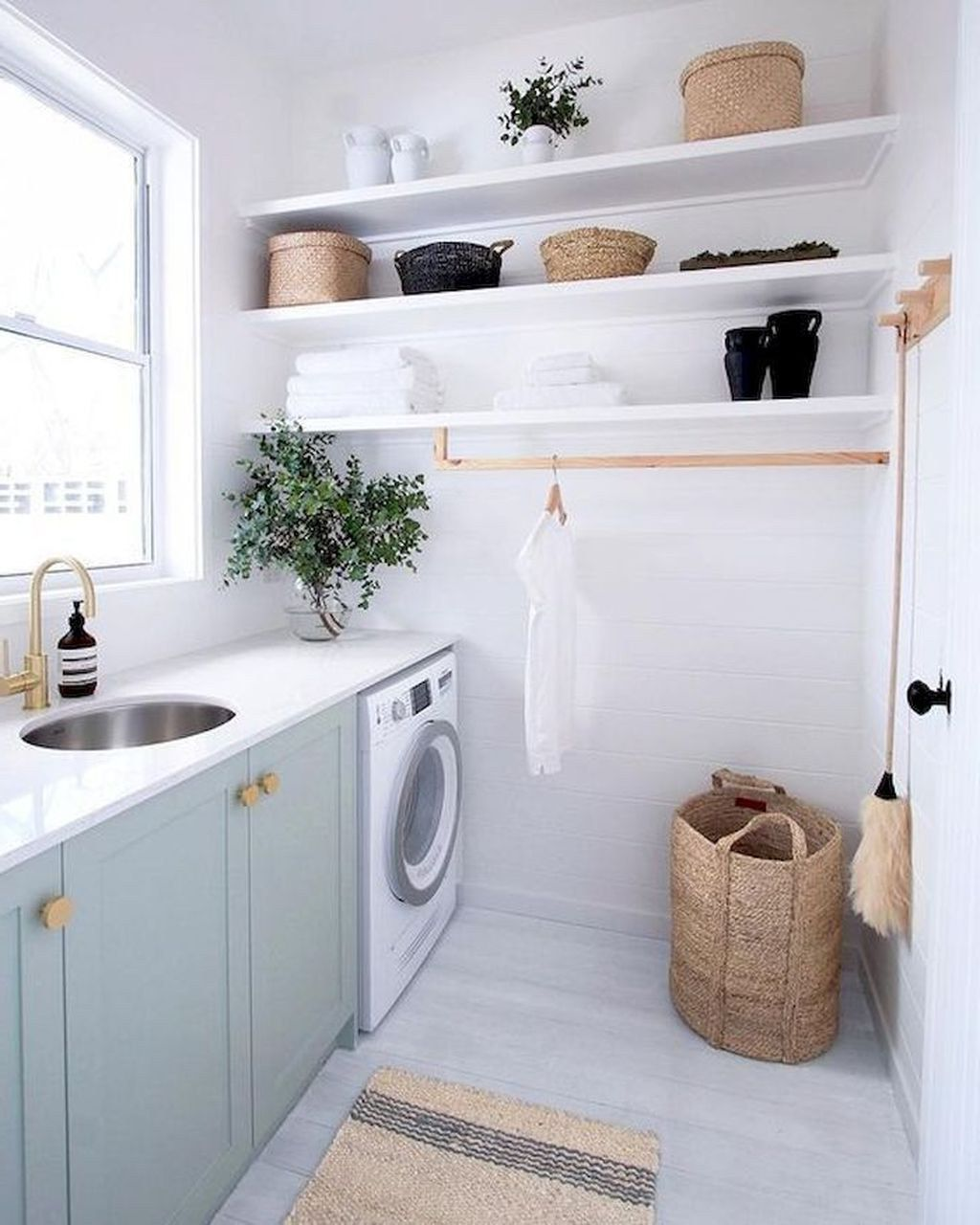 33 New Laundry Room Design Ideas With Scandinavian Style 16 Best Home Design Ideas Elegant Laundry Room Modern Laundry Rooms Laundry Room Design