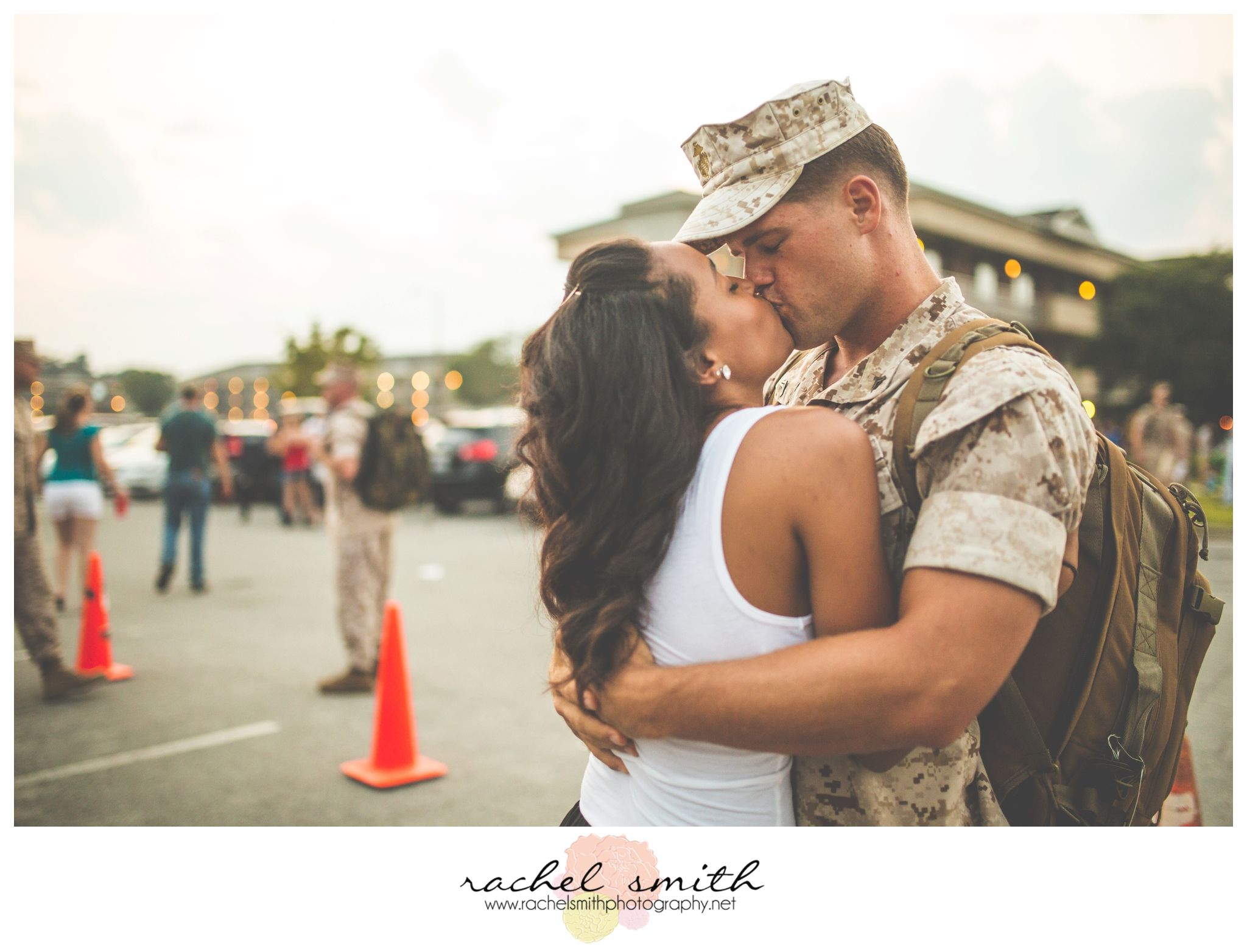 Military Homecoming, Marine Corps Homecoming, Camp Lejeune NC, Military, Rachel Smith Photography, Jacksonville NC Homecoming Photographer