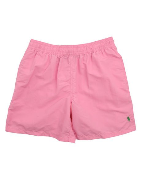 classic fit best selling incredible prices Maillot de Bain Rose Pale POLO Ralph Lauren | Shorts, shorts ...