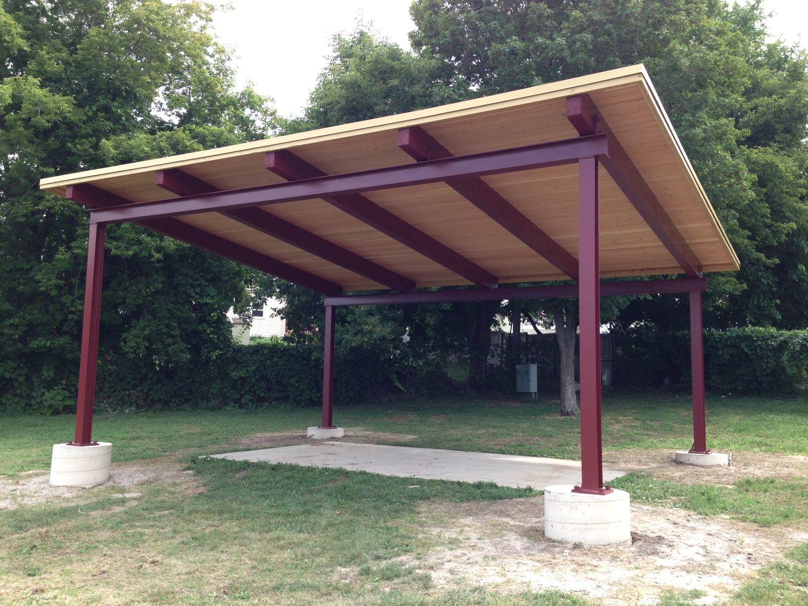 Pin By John Standerford On Outdoor Amphitheater Carport Designs Diy Carport Pergola Patio