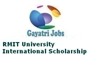 Rmit University International Scholarship Application Form