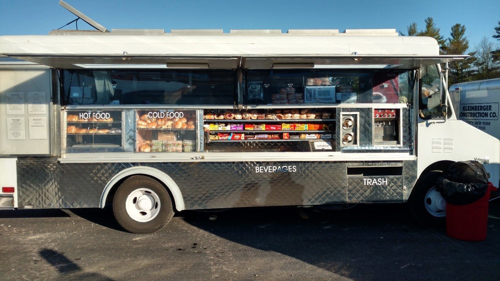 Food truck california style style california truck