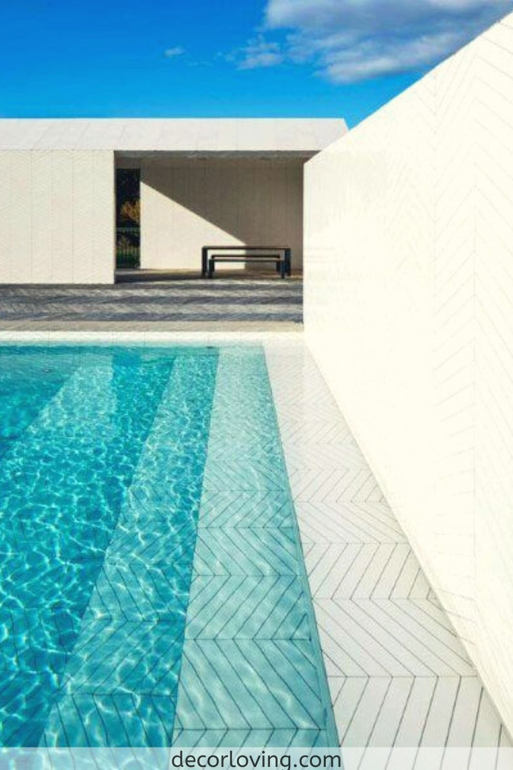 Best Pool Tiles Option For Your Swimming Pool In 2020 Geometric