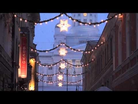 Helsinki: Natal e Inverno