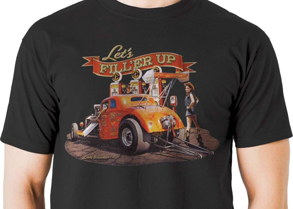 Hot Rod T Shirts >> 33 Willys Aa Fuel Altered Drag Racing Hot Rod T Shirt Small 6xl