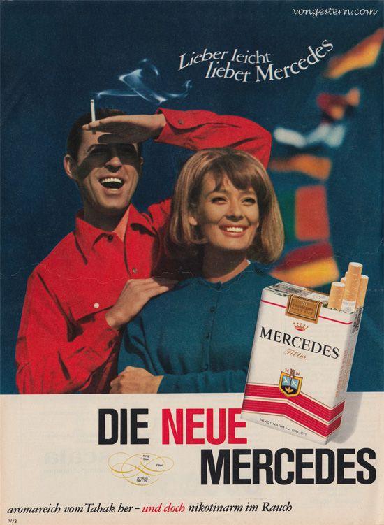 60er Jahre Anzeigen