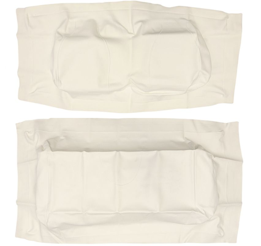 Club Car Precedent Seat Covers Set - Bottom & Back Seat Cover