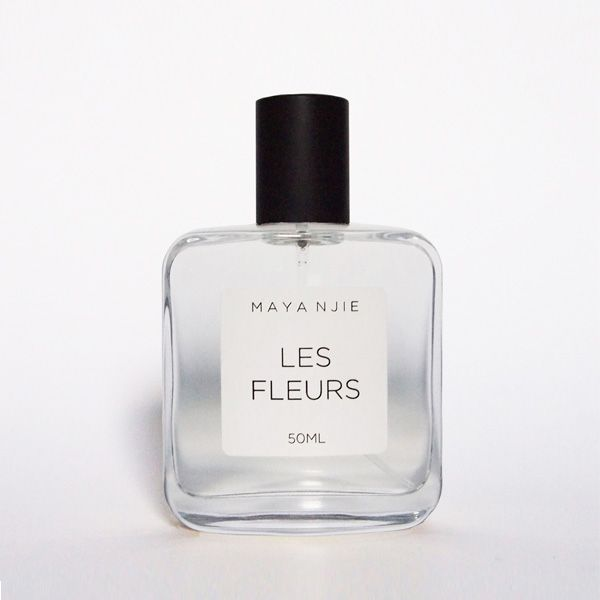 Glass Maya Personal Fragrance Bottle