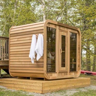 Sauna Für Garten : gartensauna optirelax sauna vista buitensauna in 2019 diy sauna gartensauna und sauna ~ Watch28wear.com Haus und Dekorationen