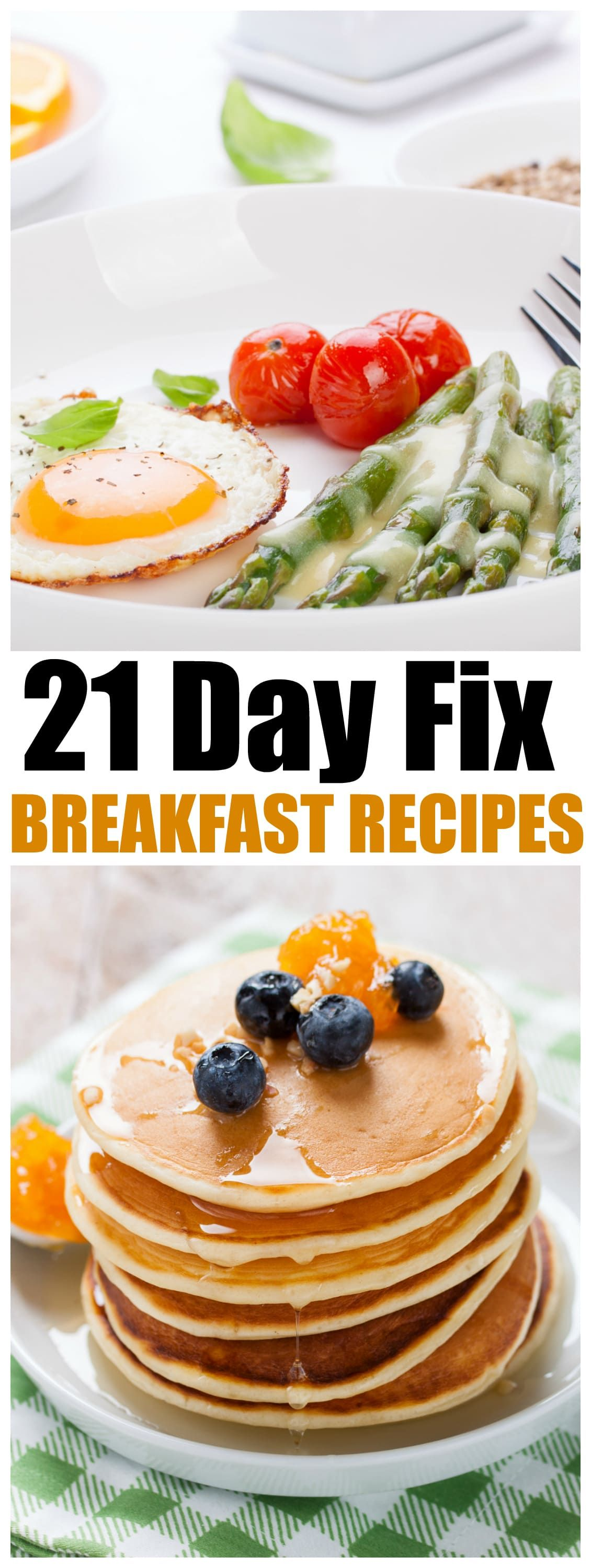 21 Day Fix Breakfast Recipes Get A Breakfast For Every Work Day Of The Month With These 20 21 Day 21 Day Fix Breakfast 21 Day Fix Diet Breakfast Recipes Easy