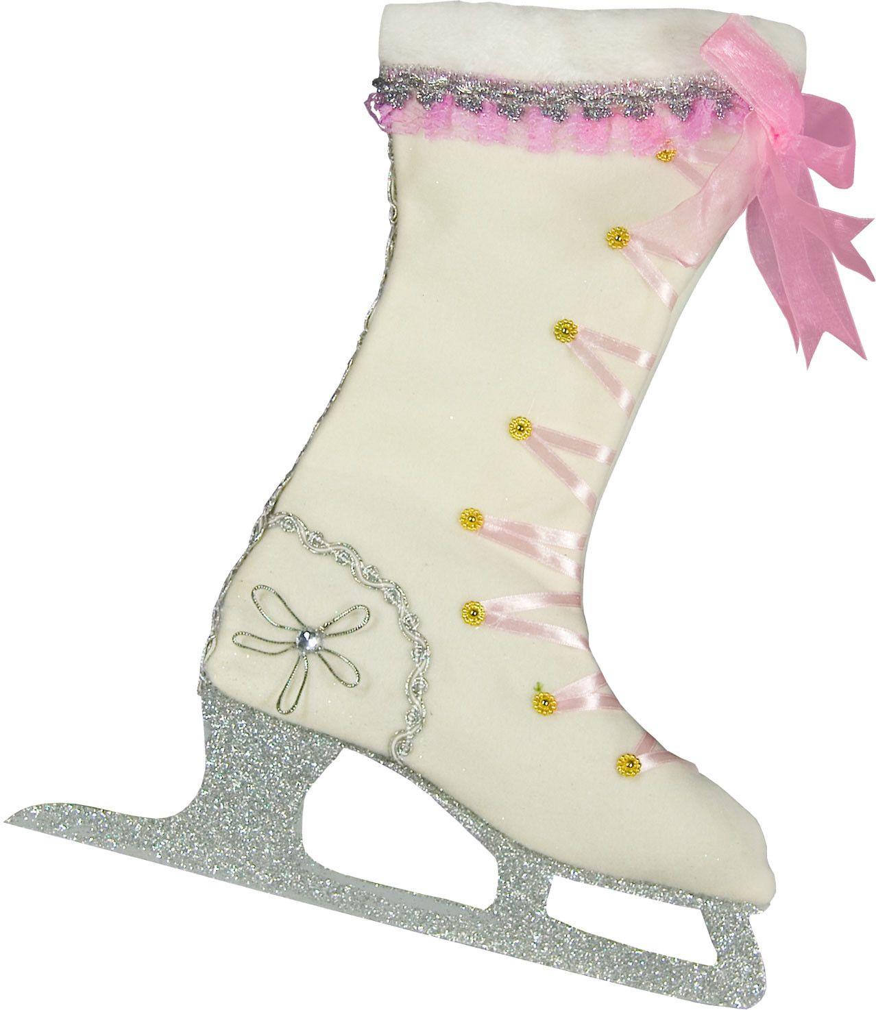 Google Image Result for http://www.christmaslightsetc.com/images/ProductCloseup/22170-ice-skate-white-fur-trim-pink-ribbon-stocking.jpg
