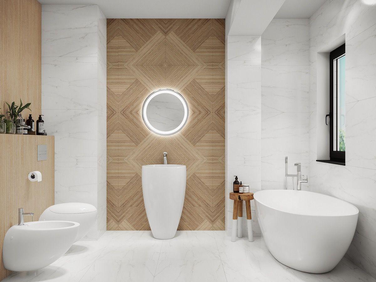 Just 1 Bathroom Redesigned 21 Different Ways Bathroom Redesign Bathroom Design Luxury White Bathroom Designs