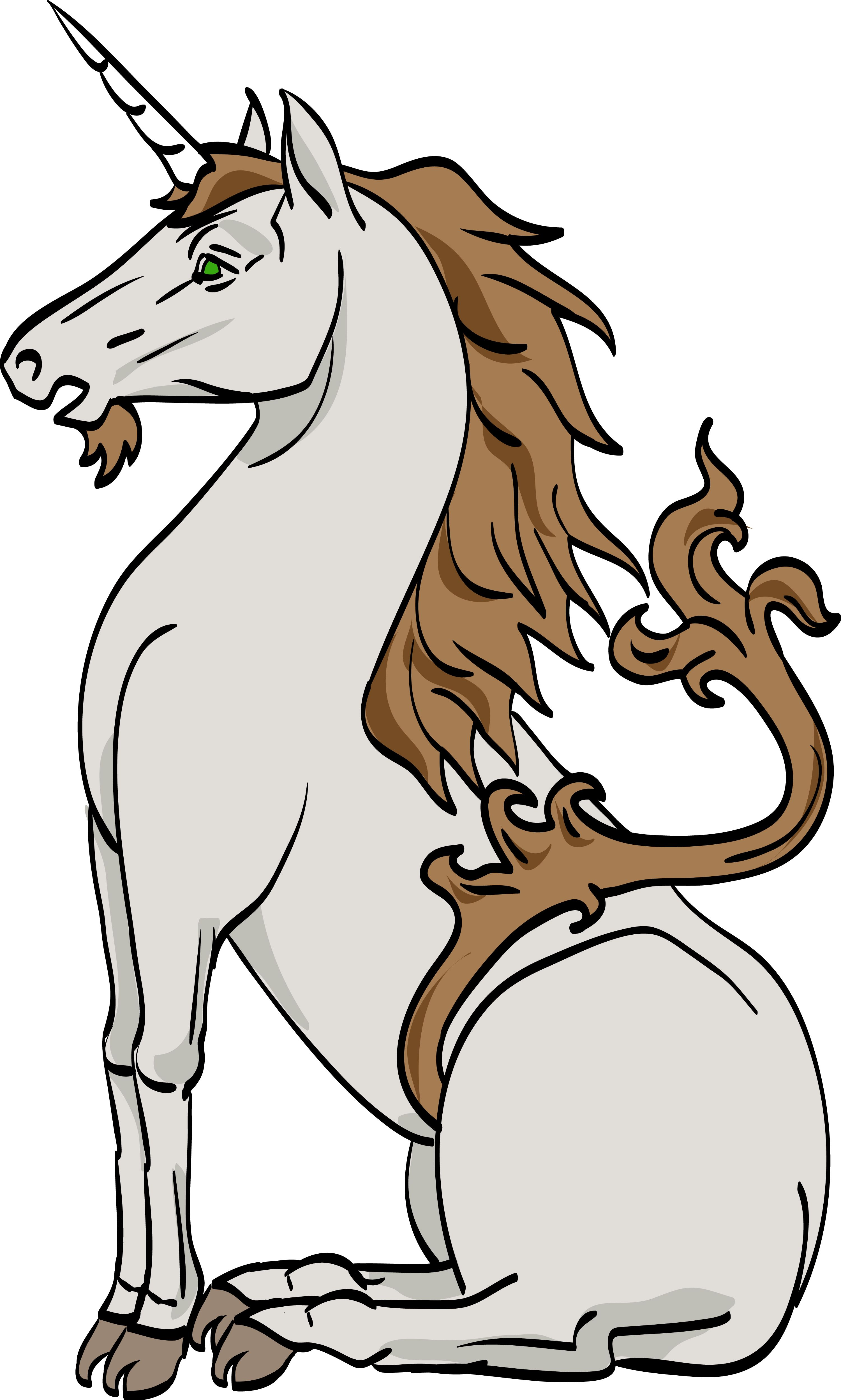 Unicorn: the symbol and its meaning. Unicorn in heraldry