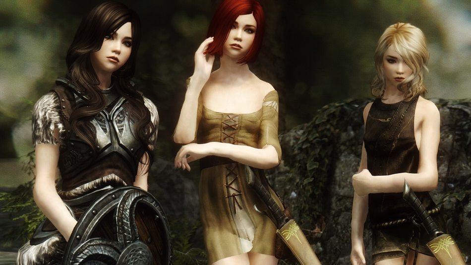 Sassy Teen Girls at Skyrim Nexus - mods and community | Mods to use