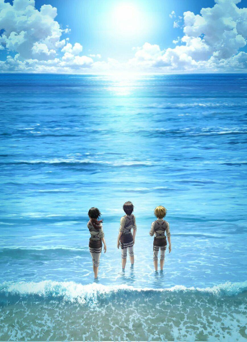 Attack on titan wallpaper, anime, titans, shingeki no kyojin; Attack On Titan in 2020 | Attack on titan, Attack on titan ...