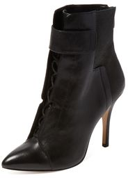 Onyx Lace-Up Boot