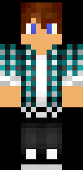Resultado De Imagem Para Uma Foto Do AuthenticGames Minecraft - Skin para minecraft pe do authenticgames