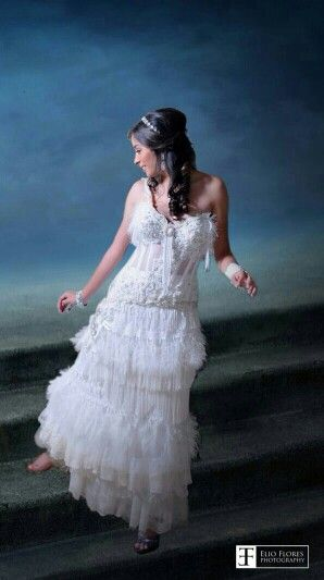 Dress by Carlota de Lovo