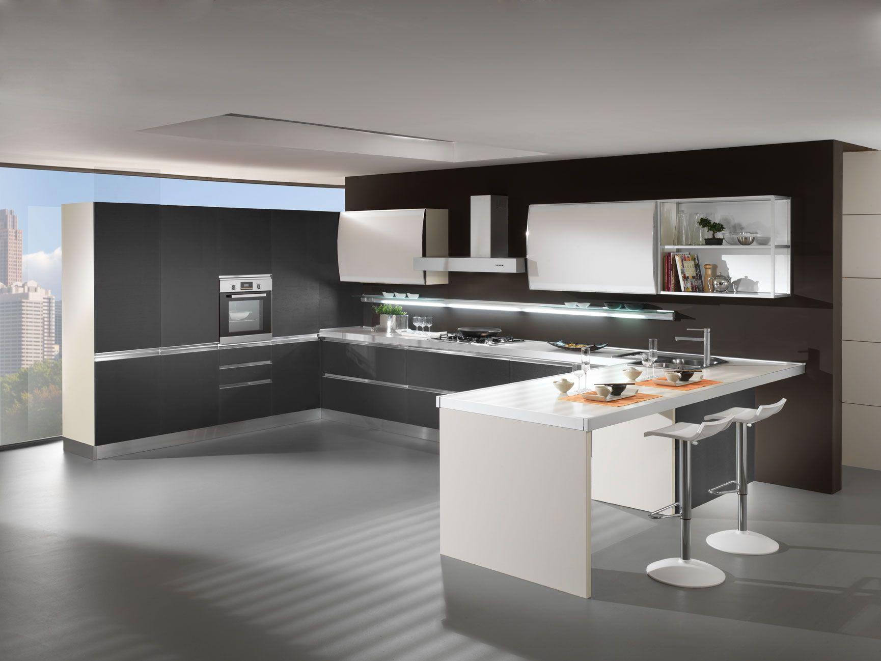 cucina moderna - Cerca con Google | KITCHEN | Pinterest | Cucina ...