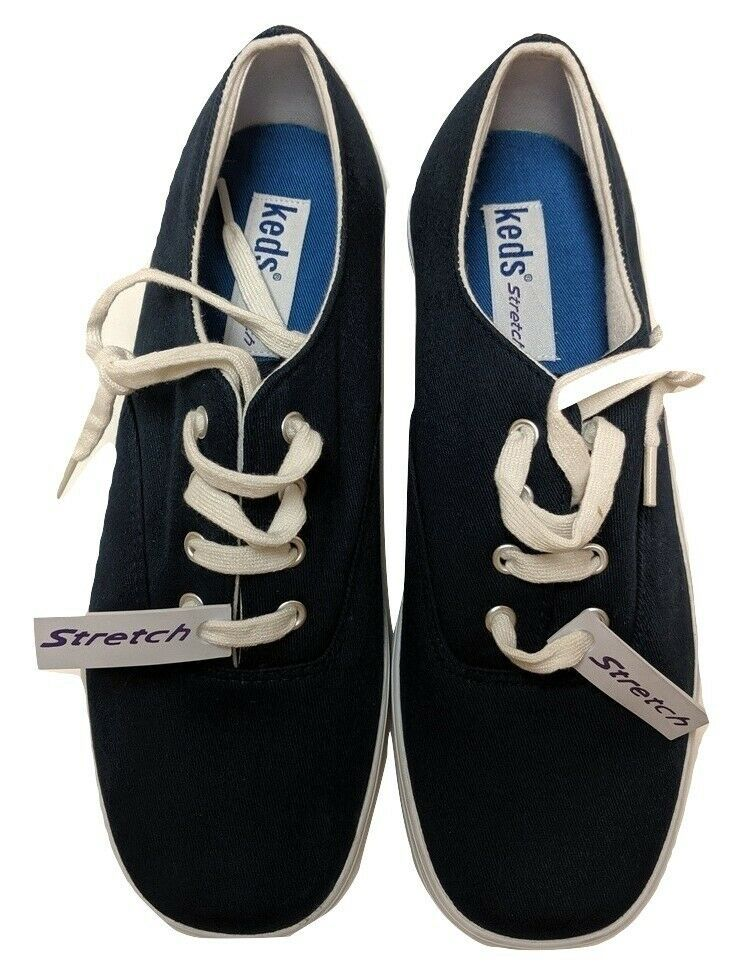 Keds Sneakers Canvas Lace-up Navy Blue