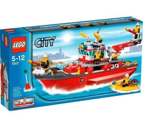 LEGO City 7207 - Feuerwehrschiff Lego http://www.amazon.de/dp/B002KCNULW/ref=cm_sw_r_pi_dp_QhvMub12NEK37