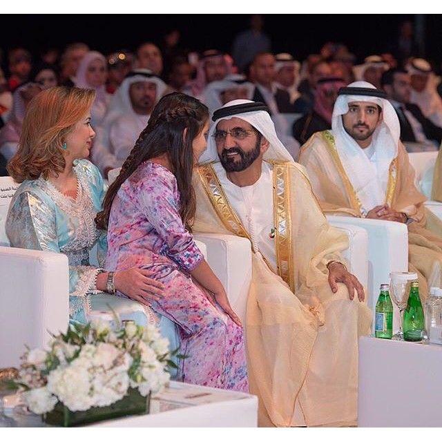 Haya Bint Al Hussein Al Jalila Bint Mohammed Bin Rashid Al Maktoum