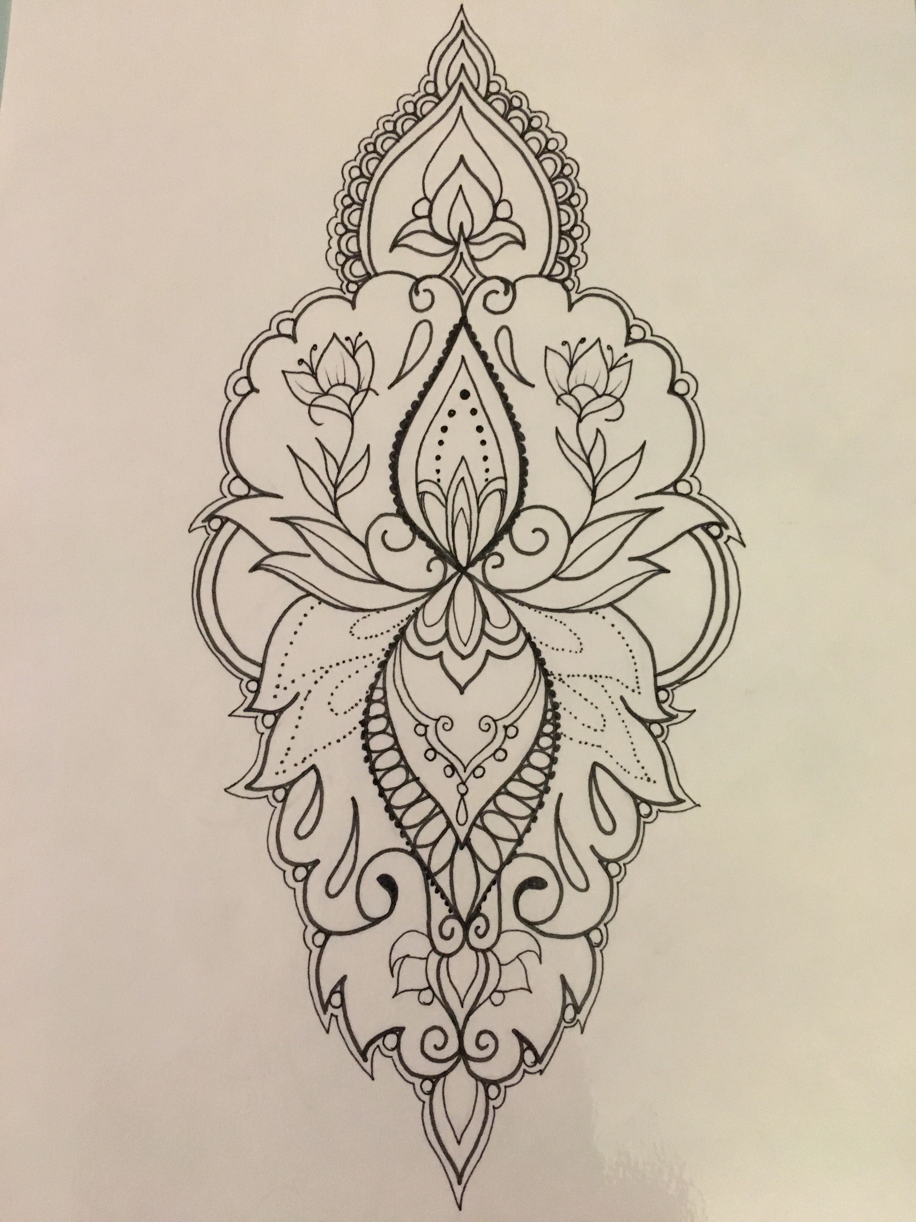 Lace tattoo mandala painted cow skulls forearm tattoos henna patterns also best  geographical designs images in rh pinterest