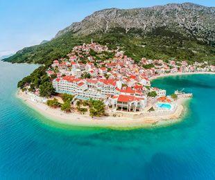 Adriatische Küste, SENSIMAR Makarska vom 20161002 bis