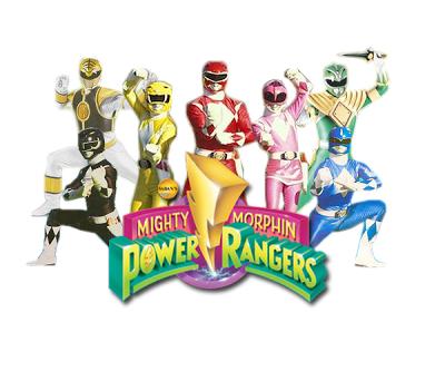 Pin Em Power Rangers