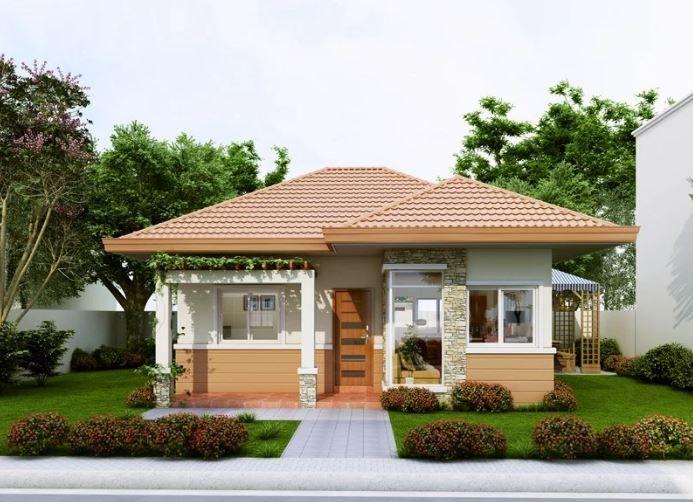 Planos de casas de 50 metros cuadrados cosas pinterest for Casa 50 metros cuadrados