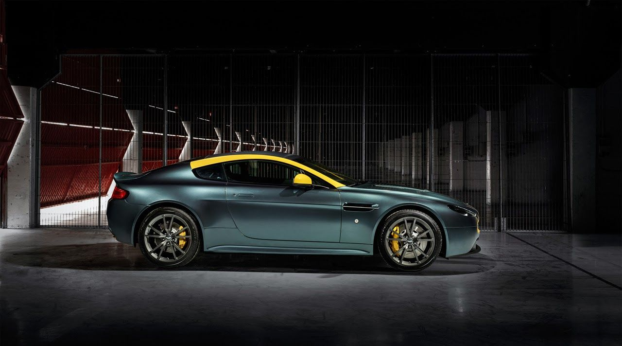 Aston Martin N430 Special Editions