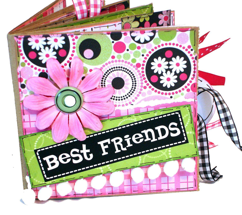 Homemade scrapbook ideas - Best Friend Scrapbook Google Search