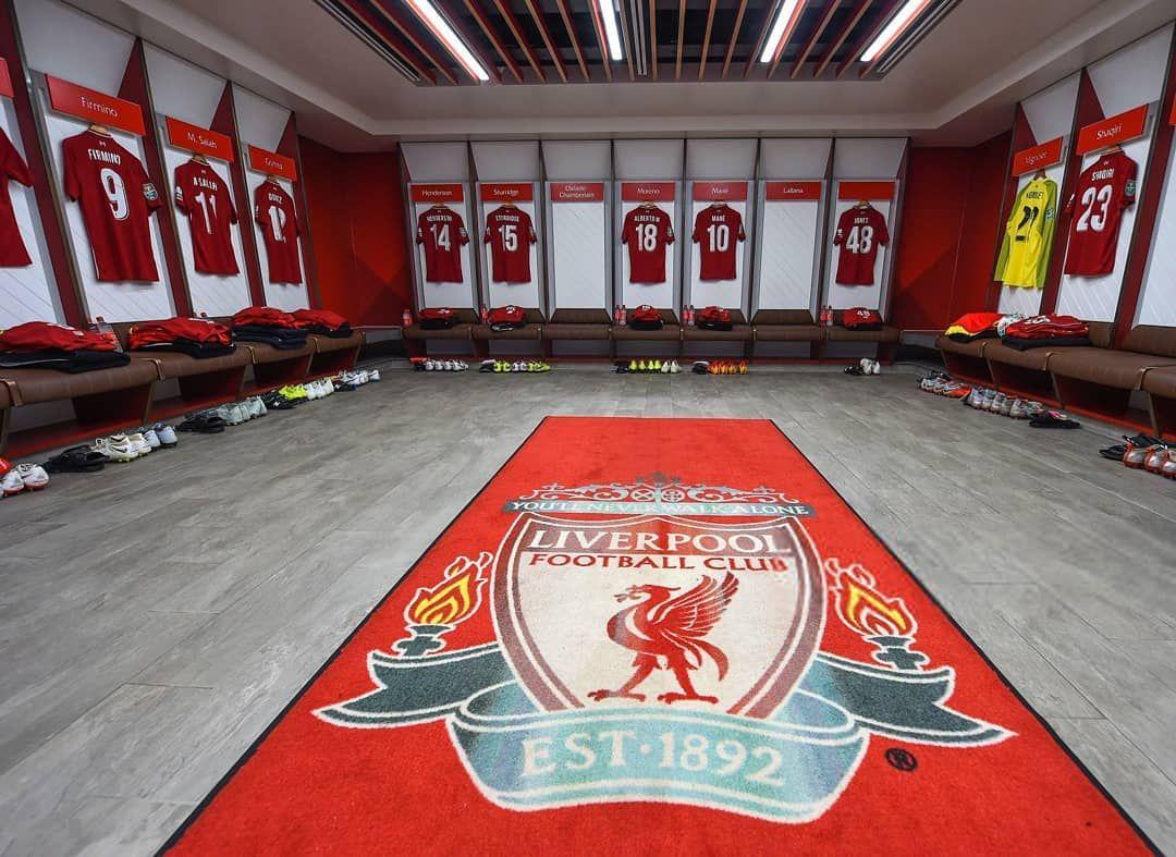 Pin By Kingbeyforeva On Sports In 2020 Locker Room Liverpool Football Liverpool Football Club