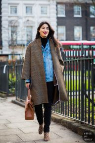STYLE DU MONDE / LCM FW 2016 Street Style: Caroline Issa  // #Fashion, #FashionBlog, #FashionBlogger, #Ootd, #OutfitOfTheDay, #StreetStyle, #Style